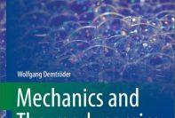 دانلود کتاب مکانیک و ترمودینامیک ولفگانگ دمترودر