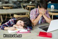 ترفندهایی ساده برای رفع خوابآلودگی در کنکوریها
