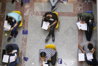 اخراج دانشجویان دکتری امیرکبیر با رد شدن در آزمون جامع