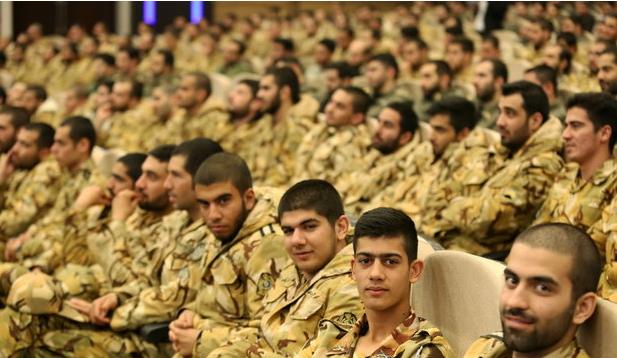 جذب سرباز امریه توسط دانشگاه تهران