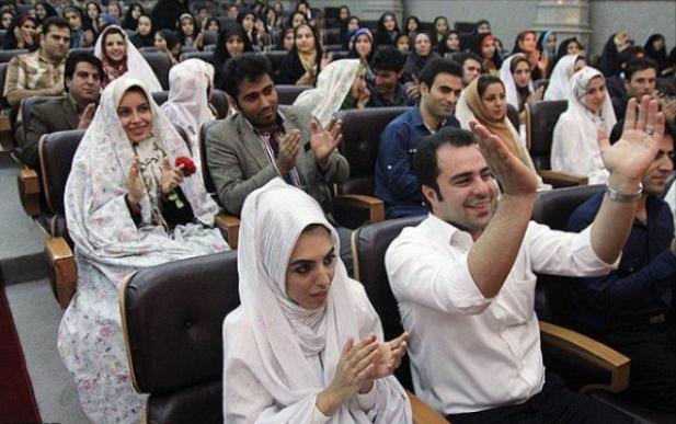 استقبال دانشجویان کارشناسی از ازدواج دانشجویی