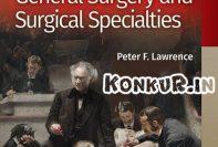 دانلود کتاب ملزومات جراحی عمومی لارنس ویرایش 6