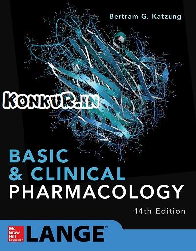 دانلود کتاب فارماکولوژی پایه و بالینی کاتزونگ ویرایش 14