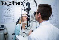 رتبه و درصد لازم برای قبولی در رشته بینایی سنجی دانشگاه علوم پزشکی ایران