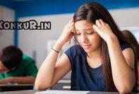 مدیریت استرس امتحان