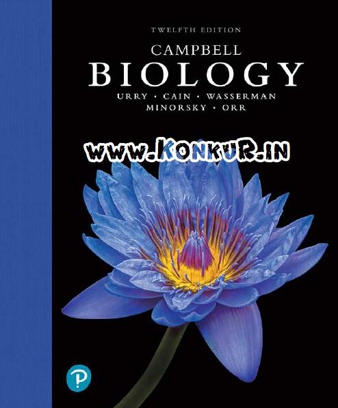 دانلود کتاب زیست شناسی کمپبل ویرایش دوازدهم (سال 2020)