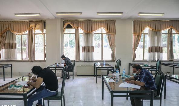 نحوه برگزاری امتحانات دانشگاه در ترم جاری