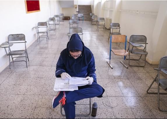 امتحانات پایان سال دانش آموزان حضوری یا مجازی؟