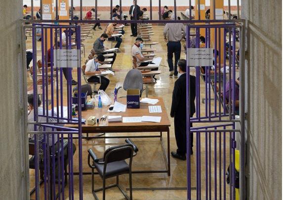 """دستگیری عاملان """"تبلیغ تقلب"""" در امتحانات نهایی"""