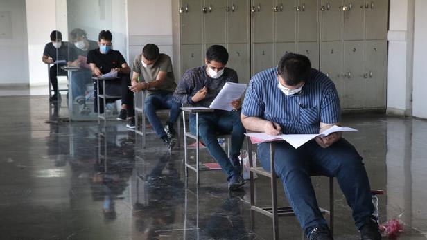 دستورالعمل برگزاری امتحانات شهریور 1400