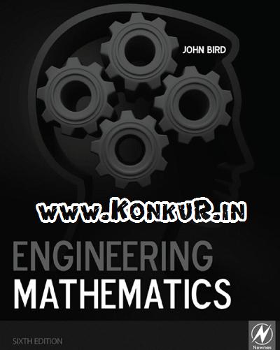 دانلود کتاب ریاضیات مهندسی جان بیرد ویرایش 6