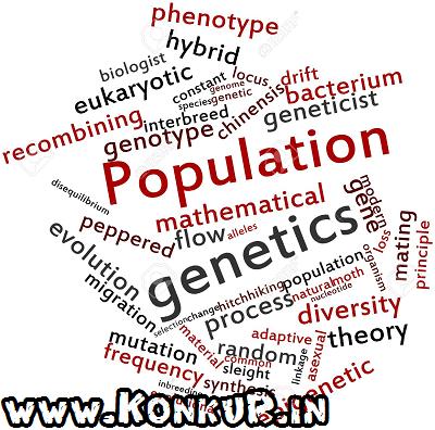 دانلود تکنیک های طلایی ژنتیک جمعیت