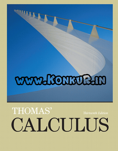 دانلود کتاب و حل المسائل ریاضی توماس ویرایش 13