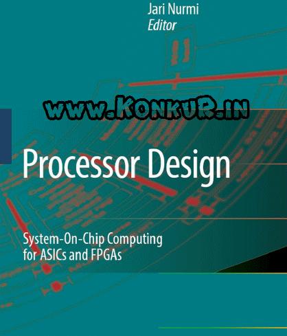 دانلود کتاب طراحی پردازنده جاری نورمی