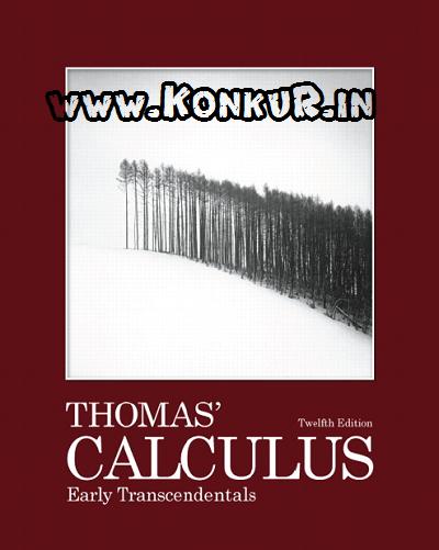 دانلود کتاب و حل المسائل ریاضی عمومی توماس ویرایش 12