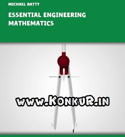 دانلود کتاب ریاضیات مهندسی ضروری مایکل بتی