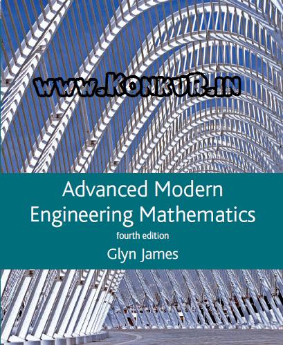 دانلود کتاب و حل المسائل ریاضیات مهندسی پیشرفته و مدرن جیمز