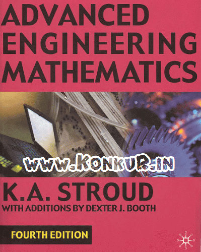 دانلود کتاب ریاضیات مهندسی پیشرفته استرود ویرایش 4