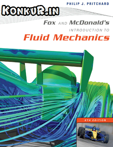 دانلود کتاب و حل المسائل مکانیک سیالات فاکس ویرایش 8