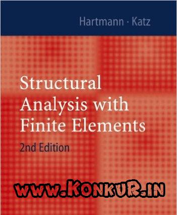 دانلود کتاب تجزیه و تحلیل سازه با روش اجزای محدود