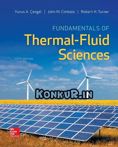 دانلود کتاب مبانی علوم حرارتی سنجل ویرایش 5