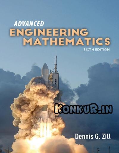 دانلود کتاب ریاضیات مهندسی پیشرفته دنیس زیل ویرایش 6