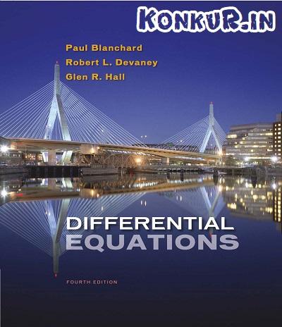 دانلود کتاب معادلات دیفرانسیل بلانچارد ویرایش 4