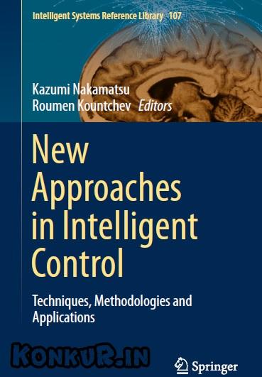 دانلود کتاب رویکردهای جدید در کنترل هوشمند