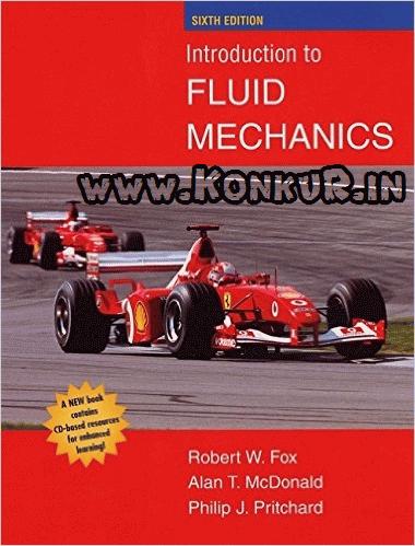 دانلود کتاب و حل المسائل مکانیک سیالات فاکس ویرایش 6